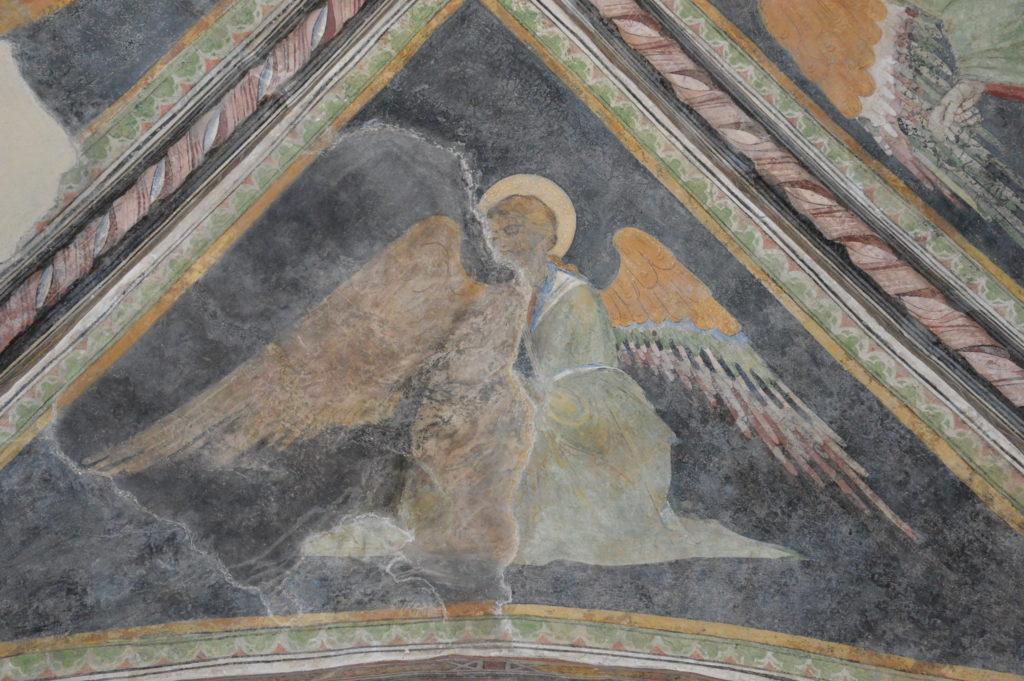 Templari a Celano. Il Gran Maestro Tommaso Berardi (l'unico Gran Maestro Italiano), potrebbe essere della famiglia dei Conti dei Marsi