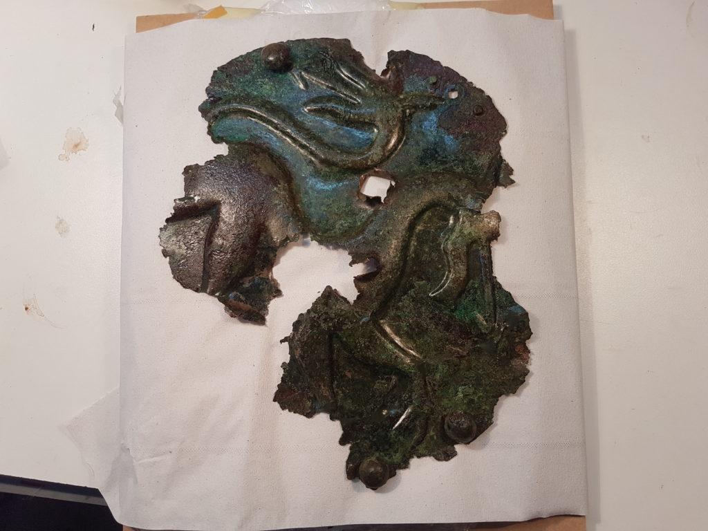 """Studio sull'arte metallurgica fucense con riferimento alla mobilità e allo sviluppo dell'animale fantastico la """"chimera"""""""